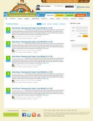 Tech Social Bookmarking by mediarays