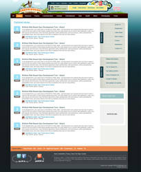 Android App Bookmarking Template by mediarays