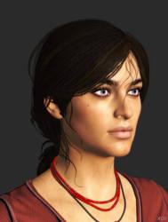 Chloe Uncharted 4 by XnaFreak