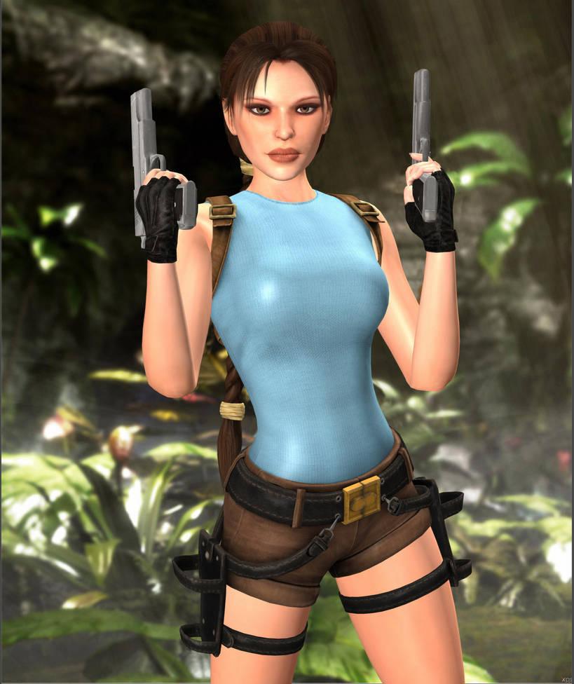 TRA Lara by XnaFreak