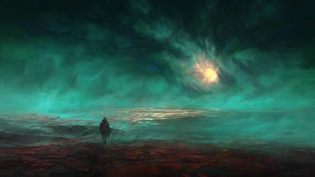 Ensomhet: Wasteland by Doomov