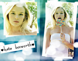 Kate Bosworth Wallpaper by Kilimac