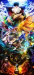 Rise of the Guardians +speedpaint by LuluSeason