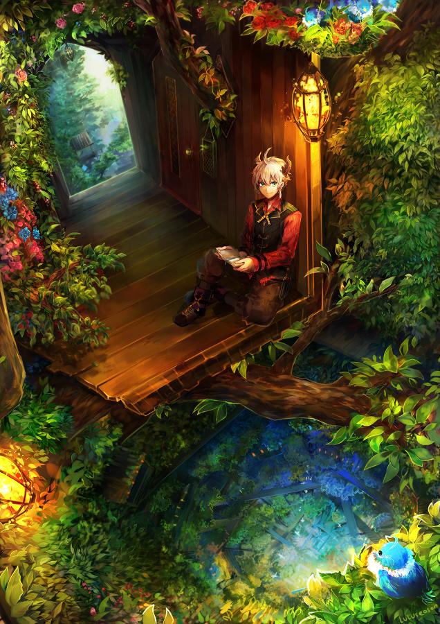 Pixiv Fantasia NW: Levon's Home by LuluSeason