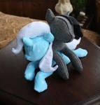 Beanie Ponies by valleyviolet
