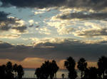 Beach Sunset by Drachis