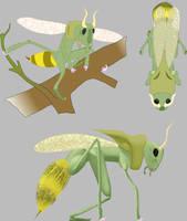 Amalgam Bug by Drachis