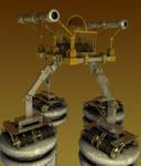 War Machine by Drachis