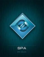 SPA Salon Logo by dessol