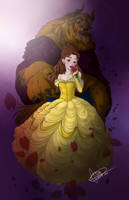 Beauty and the Beast by CMVM
