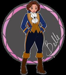 Belle by CMVM