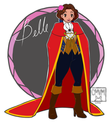 Belle Royal Gown by CMVM