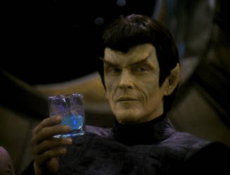 Romulan from DS9 by cRAwler23