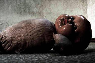 Asylum Doll by silverstealth