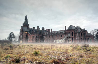 Barnes Hospital by silverstealth