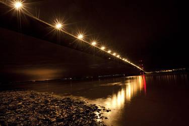 Humber Bridge by silverstealth