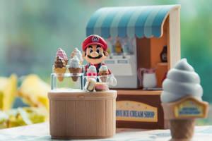 Super Mario by JellyBellyNyan