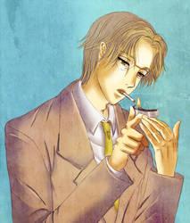 Ishida Ryuuken by lurk-stiltzkin