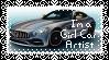 I'm a Girl Car Artist (F2U stamp) by HimeSara84