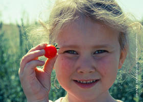 Baby Tomato by WARHORSEstudio