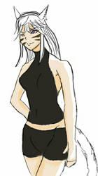 Final Fantasy XIV - Miqo'te - Casual Wear by Falryu