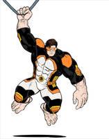 All-New X-Men Beast - new costume by NMRosario