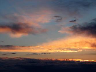 Unintentional Sunrise by TheMustardSeed