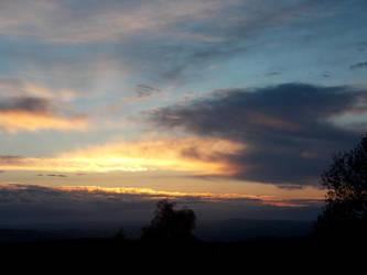 Unintetional Sunrise two by TheMustardSeed