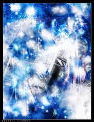 Digital Flowers by forbidden-storm
