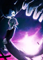 Violet - Soul Eater by bloodink6