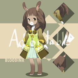 [CLOSE]adoptable1 by bloodink6