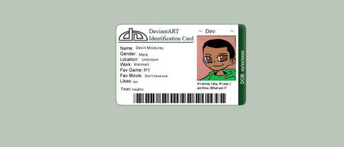 The Finished Work Of My ID Part 2 by ratchetclaw6