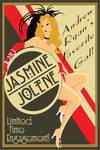 Jasmine Jolene Poster by vl2r