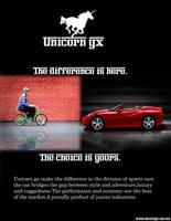 UNICORN GX by paranoik-designs