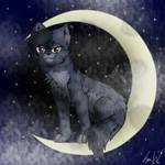 Mooncat by Indasa