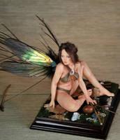 wild autumm fairy 2 by fairiesndreams