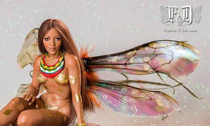 Naomi Fairy by fairiesndreams