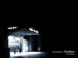 Destination : Nowhere by sulfar