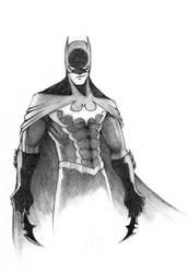 batman 2 by sulfar