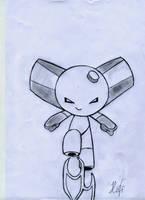 RobotBoy 2 by Holmfridur