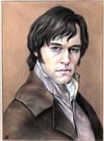 Mr. Darcy by aryundomiel