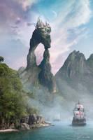 Hight Fortress by DEC13ELS