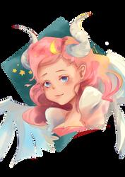 Commission 1 by Kyorukki
