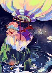 Up and Away by Kyorukki
