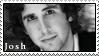 Josh Groban Stamp by sketchysquirrel