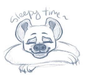 Sleepy time by sleepymoonchild