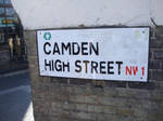 Camden High Street by Drink-n-Fight