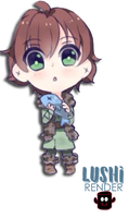 Hiccup Haddock by Lushi08