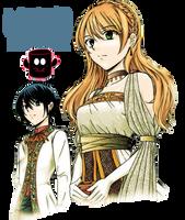 King Livius and Princess Nike by Lushi08