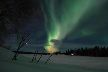 Northern sky by Viltzu86